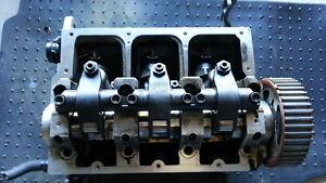 Audi A2 1.4 tdi Zylinderkopf komplett mit Pumpendüsen Kennbuchstabe AMF