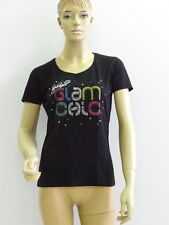 """T-SHIRT """" SHARELL """" GLAM CHIC T. L NEUF PRIX BOUTIQUE 39 €"""