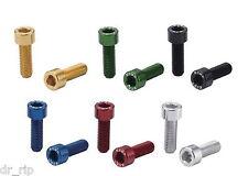 Par tornillo KCNC portabidon varios colores