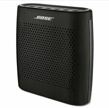 Bose SoundLink Color Bluetooth Speaker - Black With Charger