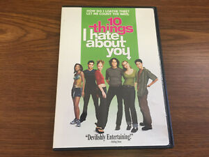 10 Things I Hate About You (DVD) Julia Stiles