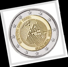2 EURO *** Slovenië 2018 Slovénie - Journée des Abeilles / Wereld Bijendag !!!