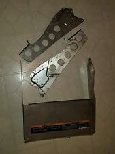 2004 yamaha warrior rx1 rear tunnel extension and side support brackets