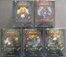 World of Warcraft TCG Champion Decks Set / Erweiterung Deck WoW Booster Pack