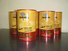 BARDAHL 7 LITRI OLIO MOTORE SINTETICO XTC C60 10W - 40 MB 229.3  RENAULT RN0700