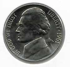 🔥 Rare Old US 1961 Jefferson Proof Nickel Great USA Collectible Collection Coin