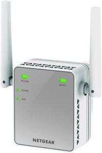 NETGEAR Wifi Extender Booster Internet Network Signal Enhancer Wireless Range