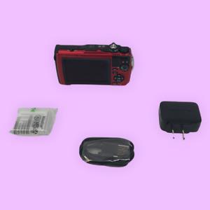 Olympus Tough TG-6 IM005 Waterproof Digital Camera Red #U5495