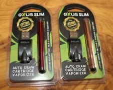 exxus slim Auto Draw Cartridge Vaporizer von exxus vape Farben variieren