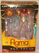 Max Factory figma METROID Other M Samus Aran Nintendo Action Figure Japan