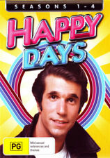 Happy Days Series Collection Complete Seasons 1-4 New Sealed DVD Region 4 R4