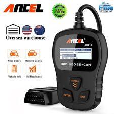 Ancel Check Engine Light Turn off OBD2 OBDII Code Reader Diagnostic Scanner Tool