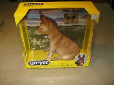 Breyer 1761 Hickory Hills Wall Street Donkey 2016 release New in box!