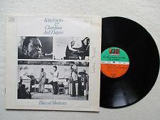 "LP 33T KING CURTIS & CHAMPION JACK DUPREE ""Blues At Montreux"" ATL 40 434 §"
