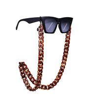 Leopard Glasses Chain Fashion Lanyard Eyewear Accessories Holder Neck Strap R Jf