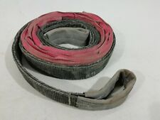 British Army Military Land Rover Tow Strap Rope 7 Ton - WOLF 7XD Snatch WMIK