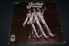 CREAM w/ ERIC CLAPTON-GOODBYE CREAM-1969--ATCO Gatefold LP  VG/VG 1ST PRESS OOP