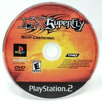 MX Superfly Sony PlayStation 2 PS2 Game Only