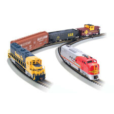 Bachmann Trains HO Scale Digital Commander Ready to Run DCC Model Train Set