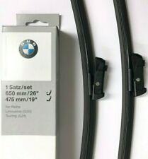 Genuine BMW 5 Series Front Wiper Blade Set 61612447934 G30/G31