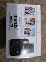 Fujifilm instax mini 70 Instant Film Camera. Film not included.
