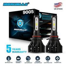 Cree 9005 Hb3 Le 00004000 D Headlight Kit Bulb 1620W 243000Lm High Power Light 6000K White