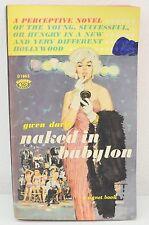 Naked in Babylon By Gwen Davis (1960) PB