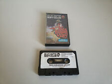 TWIN KINGDOM VALLEY C64 Commodore Cassette 1983 VideoGAME Complete Box CIB JUEGO
