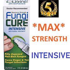 MAXIMUM STRENGTH FungiCure Spray Anti-fungal Nail Treatment Infections Toenail