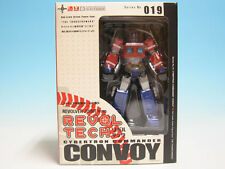 REVOLTECH YAMAGUCHI 019 Transformers Convoy Action Figure Kaiyodo