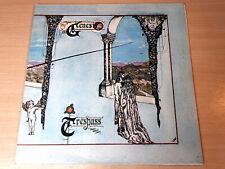 EX/EX !! Genesis/Trespass/Charisma Gatefold Reissue LP