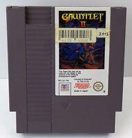 Nintendo NES Spiel - Gauntlet II - PAL B NES-2U-FRG