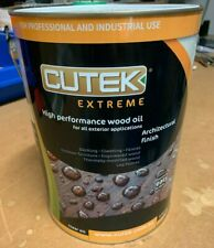 CUTEK EXTREME  5LTR TIMBER PROTECTION OIL