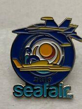 2018 Seattle Seafair Skipper Pin Hydroplane Button Hydro Race