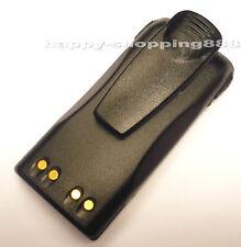 Battery for Motorola PMNN4018 (1800mAh NiMH) Battery For CT150 CT250 CT450 GP88S