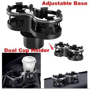 1pc Adjustable Multi-functional Cup Drink Bottle Holder for Car Interior Console