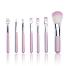 7Pcs Makeup Brushes Set Powder Foundation Eyeshadow Eyeliner Lip Cosmetic Brush