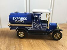Matchbox Models of Yesteryear Y-3 1912 Ford Model T Van Express Diary
