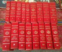 1996 Historia y Recuerdos Carlistas Ediciones Harper S.L., 17 Tomos