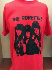 THE RONETTES T SHIRT PHIL SPECTRE TELSTAR