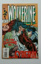 WOLVERINE #80 (Marvel Comics, 1994) 1st X-23 in Test Tube  Logan Movie