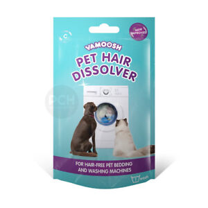Vamoosh Pet Hair Dissolver Remover for Washing Machines Dog and Cat Bedding