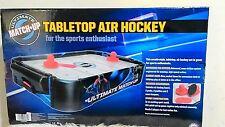 "NEW 20"" tabletop air hockey"