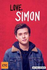 Love, Simon (DVD, 2018) Australian Region New FREE POSTAGE