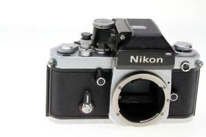 NIkon F2 35mm Film Camera with Photomic DP1 finder