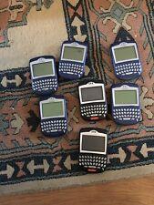 Blackberry 6210 x 6-Blau & Schwarz Smartphone