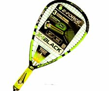 E Force X1 Black Racquetball Racquet 99908 (New 2019) 3 15/16 Grip 1 Year Warra