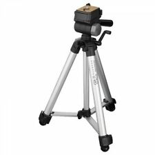 Hakuba H-BRT5-SV Travel Tripod 5 Sections 3Way Head Silver Japan with Tracking