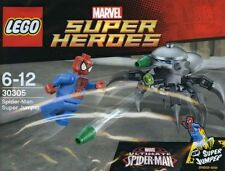 Lego Marvel Superheroes Spider-man Super Jumper Polybag 30305