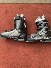 2016 Head Vector 125 Ski Boots Mens   **GREAT CONDITION**
